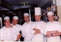 Hotel-Ancora-1998-con-lo-chef-Ugo-Comis